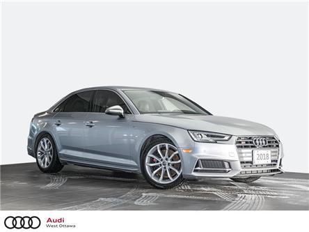 2018 Audi S4 3.0T Technik (Stk: PM547) in Nepean - Image 1 of 20