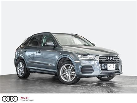 2017 Audi Q3 2.0T Komfort (Stk: PM552) in Nepean - Image 1 of 20