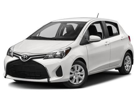 2016 Toyota Yaris SE (Stk: E8165) in Ottawa - Image 1 of 10
