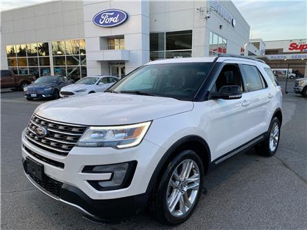 2017 Ford Explorer XLT (Stk: OP20106) in Vancouver - Image 1 of 23