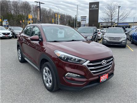 2017 Hyundai Tucson Base (Stk: P3465) in Ottawa - Image 1 of 23