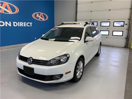 2014 Volkswagen Golf 2.0 TDI Comfortline (Stk: 612966) in Lower Sackville - Image 1 of 11