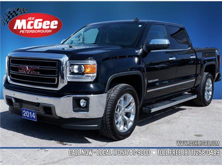 2014 GMC Sierra 1500 SLT (Stk: 19698A) in Peterborough - Image 1 of 18