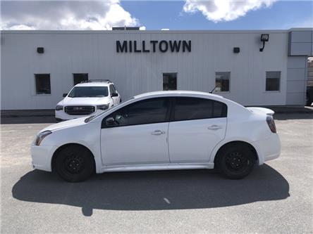 2012 Nissan Sentra 2.0 SR (Stk: 25054) in Blind River - Image 1 of 14