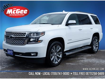 2017 Chevrolet Tahoe LT (Stk: 19766B) in Peterborough - Image 1 of 20