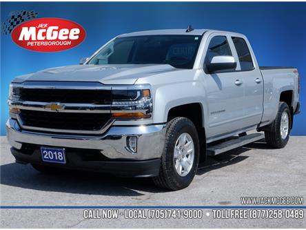 2018 Chevrolet Silverado 1500 1LT (Stk: 20150A) in Peterborough - Image 1 of 10