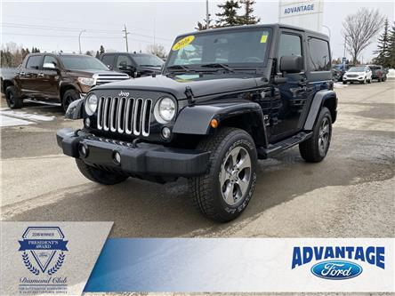 2016 Jeep Wrangler Sahara (Stk: 5633) in Calgary - Image 1 of 24