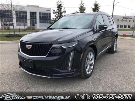 2020 Cadillac XT6 Sport (Stk: 199194) in Bolton - Image 1 of 13