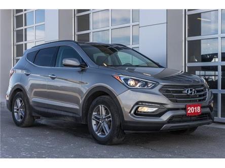 2018 Hyundai Santa Fe Sport Sport (Stk: 42980AU) in Innisfil - Image 1 of 16