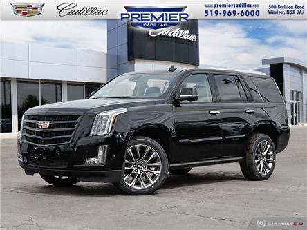 2020 Cadillac Escalade Premium Luxury (Stk: 200427) in Windsor - Image 1 of 28