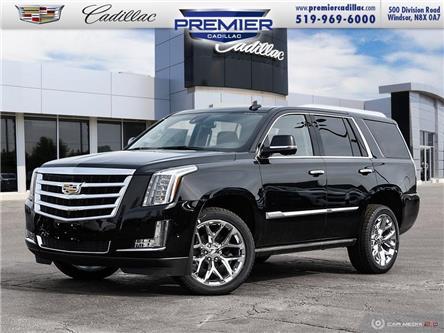 2020 Cadillac Escalade Premium Luxury (Stk: 200476) in Windsor - Image 1 of 28