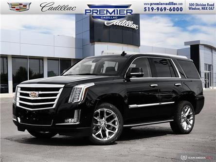 2020 Cadillac Escalade Luxury (Stk: 200531) in Windsor - Image 1 of 28