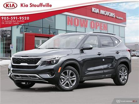 2021 Kia Seltos EX (Stk: 21004) in Stouffville - Image 1 of 26