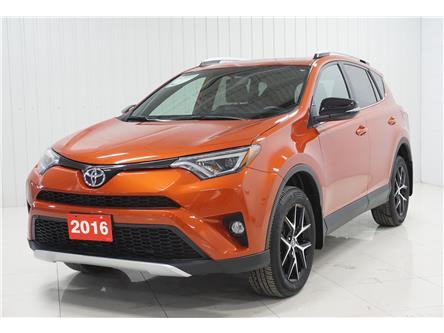 2016 Toyota RAV4 SE (Stk: A20117A) in Sault Ste. Marie - Image 1 of 23