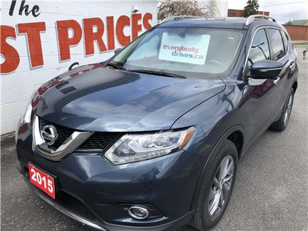 2015 Nissan Rogue SL (Stk: 20-119) in Oshawa - Image 1 of 17
