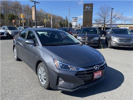 2019 Hyundai Elantra ESSENTIAL (Stk: X1401) in Ottawa - Image 1 of 22