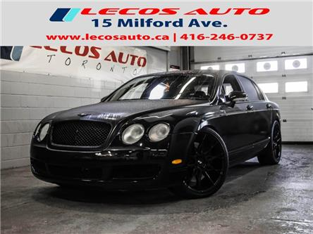 2006 Bentley Continental Flying Spur W12 (Stk: 036500) in Toronto - Image 1 of 24