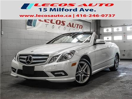2011 Mercedes-Benz E-Class Base (Stk: 125065) in Toronto - Image 1 of 24
