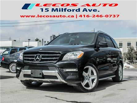 2012 Mercedes-Benz M-Class Base (Stk: 040062) in Toronto - Image 1 of 24