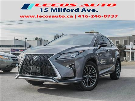 2017 Lexus RX 350 Base (Stk: 100504) in Toronto - Image 1 of 28