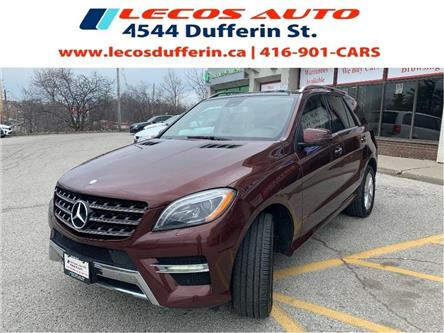 2013 Mercedes-Benz M-Class Base (Stk: 116497) in Toronto - Image 1 of 21
