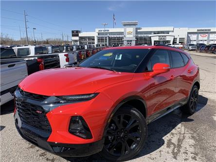 2020 Chevrolet Blazer RS (Stk: LS653781) in Calgary - Image 1 of 16