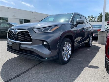 2020 Toyota Highlander Hybrid Limited (Stk: TW144) in Cobourg - Image 1 of 6