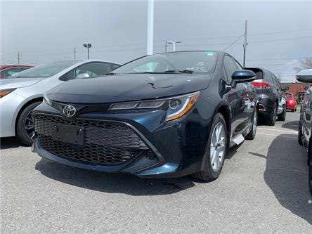 2020 Toyota Corolla Hatchback Base (Stk: CW090) in Cobourg - Image 1 of 6