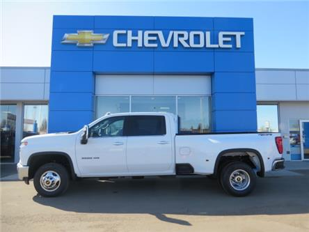 2020 Chevrolet Silverado 3500HD LTZ (Stk: 20103) in STETTLER - Image 1 of 22