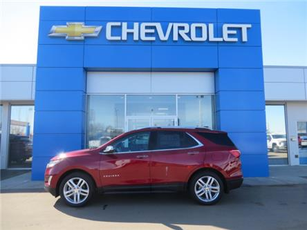 2020 Chevrolet Equinox Premier (Stk: 20095) in STETTLER - Image 1 of 21