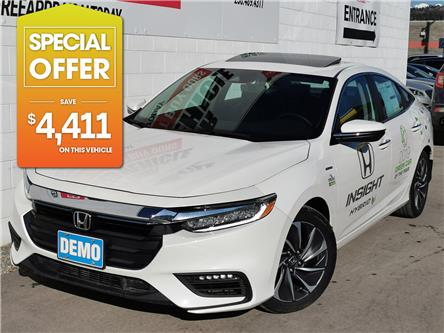 2019 Honda Insight Touring (Stk: H00495) in North Cranbrook - Image 1 of 13