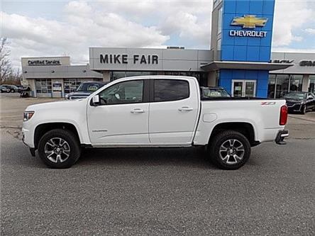 2020 Chevrolet Colorado Z71 (Stk: 20162) in Smiths Falls - Image 1 of 18