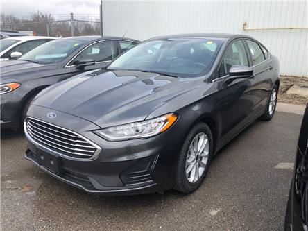 2020 Ford Fusion SE (Stk: VFU19281) in Chatham - Image 1 of 5