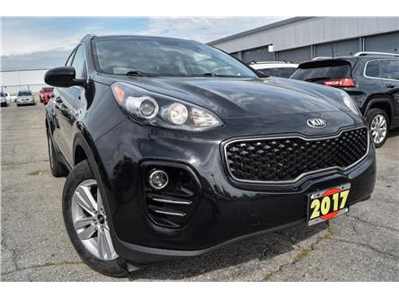2017 Kia Sportage LX (Stk: 93442J) in St. Thomas - Image 1 of 30
