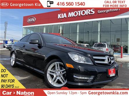 2013 Mercedes-Benz C-Class C 250 | H/K STEREO | PANO ROOF | 94,078KMS | 4 CYL (Stk: P13119) in Georgetown - Image 1 of 31