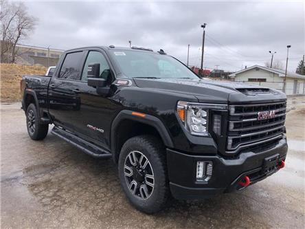 2020 GMC Sierra 2500HD AT4 (Stk: 207519) in Waterloo - Image 1 of 15