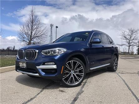 2018 BMW X3 xDrive30i (Stk: P1618) in Barrie - Image 1 of 17