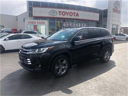 2017 Toyota Highlander Limited (Stk: U3435) in Niagara Falls - Image 1 of 26