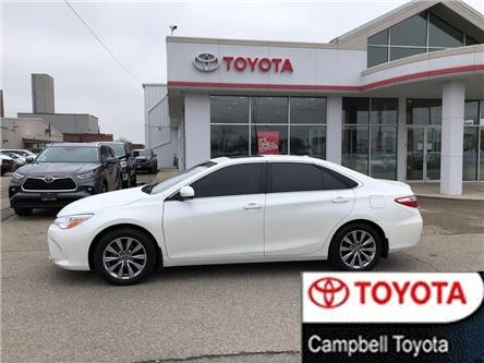 2017 Toyota Camry XLE V6 (Stk: 42184B) in Chatham - Image 1 of 21