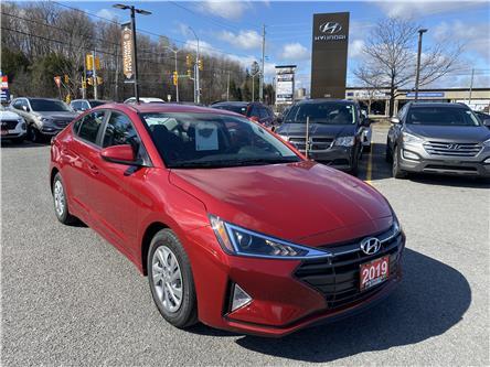 2019 Hyundai Elantra ESSENTIAL (Stk: X1416) in Ottawa - Image 1 of 22