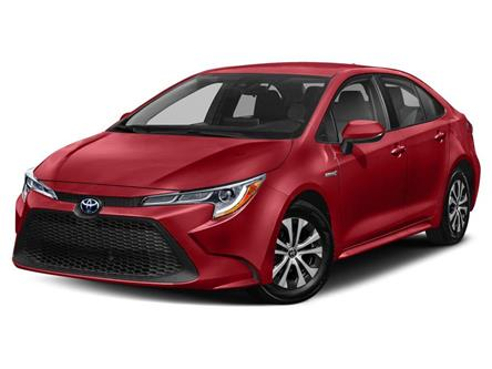 2020 Toyota Corolla Hybrid Base (Stk: CO4074) in Niagara Falls - Image 1 of 9