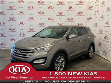 2013 Hyundai Santa Fe Sport 2.0T Premium (Stk: 22215B) in Edmonton - Image 1 of 34