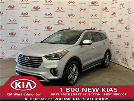 2017 Hyundai Santa Fe XL Limited (Stk: 22277A) in Edmonton - Image 1 of 41