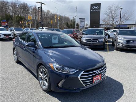 2017 Hyundai Elantra GLS (Stk: P3467) in Ottawa - Image 1 of 22