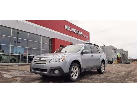 2014 Subaru Outback 2.5i Touring Package (Stk: 0TL6498A) in Calgary - Image 1 of 14