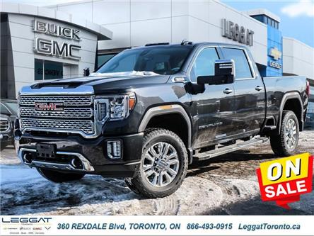 2020 GMC Sierra 2500HD Denali (Stk: 206827) in Etobicoke - Image 1 of 26