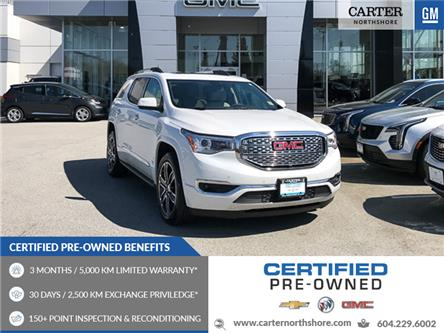 2017 GMC Acadia Denali (Stk: 973730) in North Vancouver - Image 1 of 29