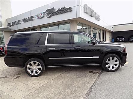 2020 Cadillac Escalade ESV Premium Luxury (Stk: 20011) in Smiths Falls - Image 1 of 18