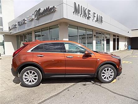 2020 Cadillac XT4 Luxury (Stk: 20201) in Smiths Falls - Image 1 of 18