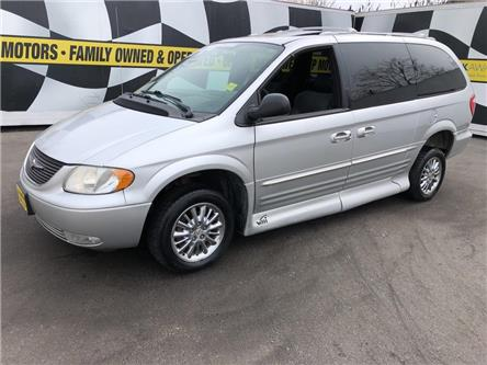 2003 Chrysler Town & Country Limited (Stk: 49117) in Burlington - Image 1 of 19